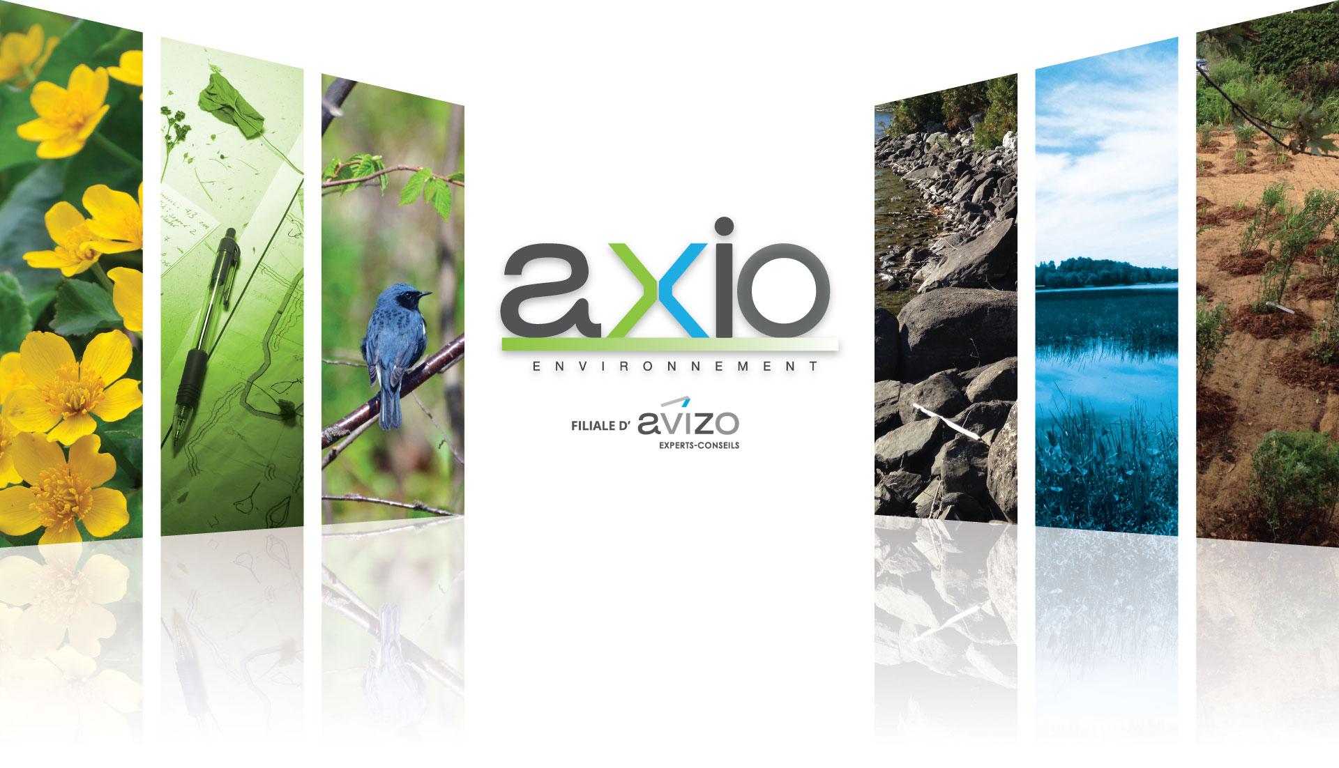 Axio Environnement Accueil